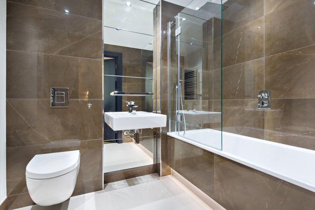 Bathroom of Altissima House, Vista, Battersea SW11