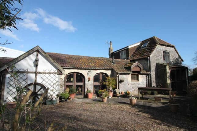 Thumbnail Detached house for sale in Hewish, Weston-Super-Mare, North Somerset