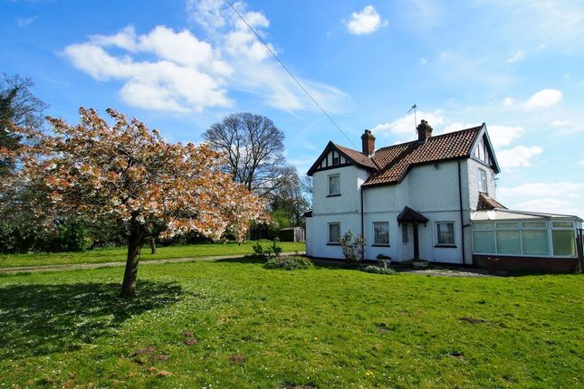 Thumbnail Detached house for sale in Watton Road, Hingham, Norwich