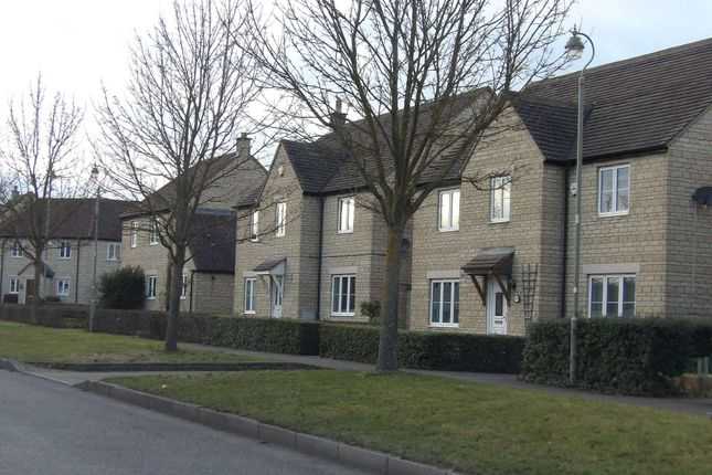 Thumbnail Detached house to rent in Trefoil Way, Carterton, Oxfordshire