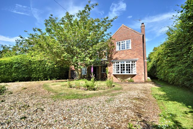 Thumbnail Detached house for sale in Eastgate, Holme, Hunstanton