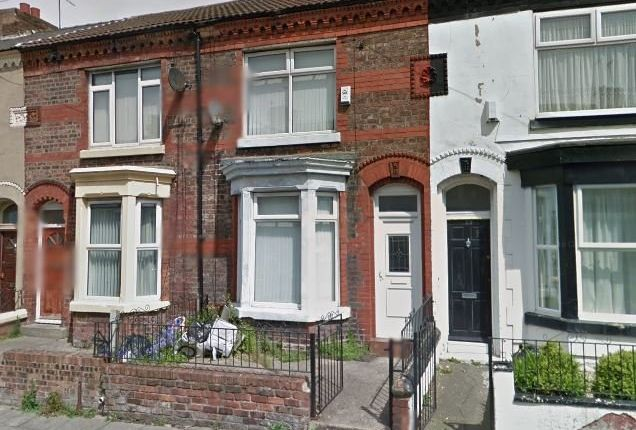 Thumbnail Terraced house to rent in Croxteth Avenue, Liverpool, Litherland