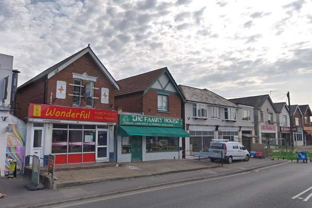 Thumbnail Restaurant/cafe for sale in Commercial Road, Totton, Southampton