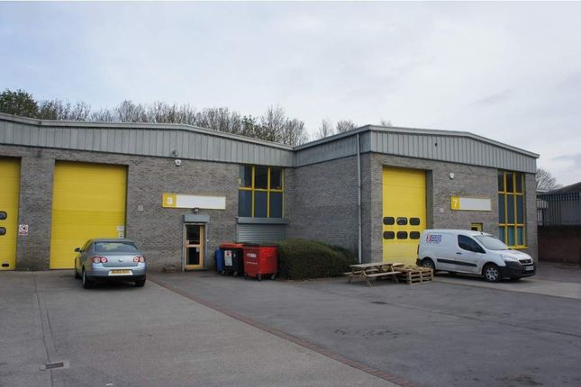 Thumbnail Light industrial to let in Units 7&8 Westpoint Business Park, Chippenham