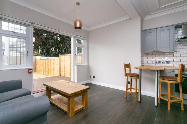 Thumbnail Flat to rent in Drewstead Road, London