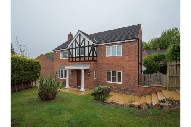 Thumbnail Detached house for sale in Silvertrees, Leeds