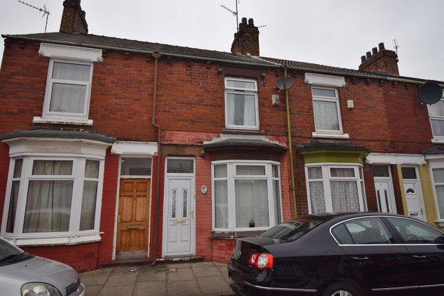 Front External of Harewood Street, Middlesbrough, Middlesbrough TS1