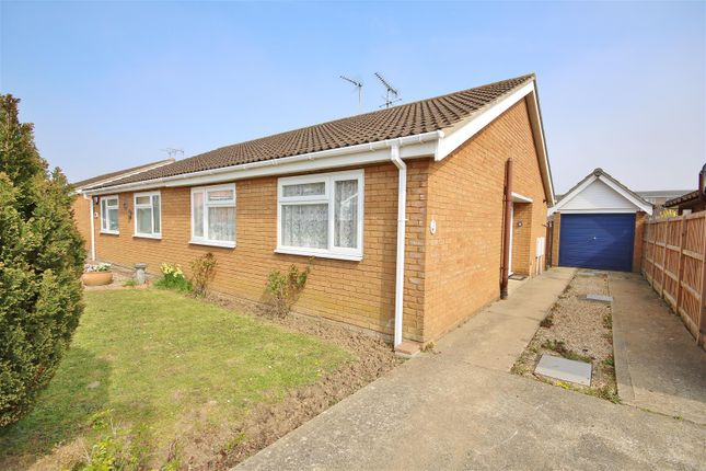 2 bed semi-detached bungalow for sale in Chamberlain Avenue, Walton On The Naze CO14