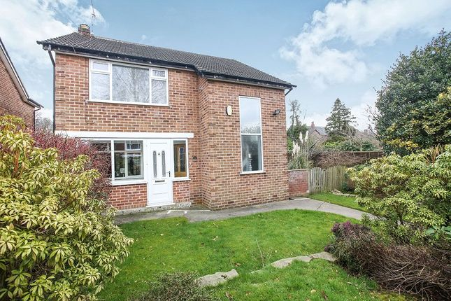 Thumbnail Detached house for sale in Avondale Avenue, Hazel Grove, Stockport