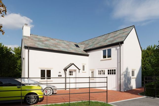 Thumbnail Detached house for sale in Plot 2, Woodcote, Chagford