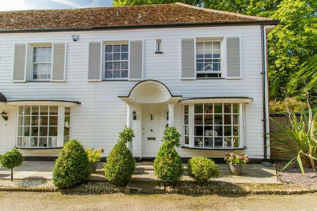 Thumbnail Cottage for sale in Kings Mews, High Road, Chigwell