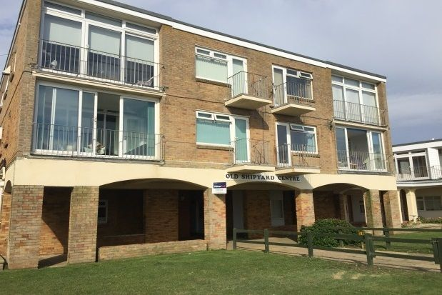 Thumbnail Flat to rent in Old Shipyard Centre, West Bay, Bridport