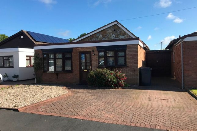 Thumbnail Detached bungalow for sale in Galway Road, Chase Terrace, Burntwood