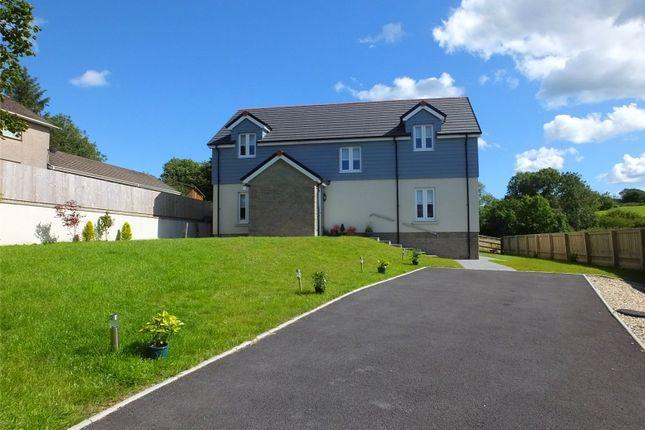 Thumbnail Detached house for sale in Garden Meadows Park, Tenby, Pembrokeshire