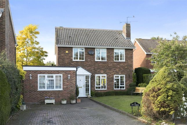 Thumbnail Detached house for sale in St. Andrews Walk, Cobham, Surrey