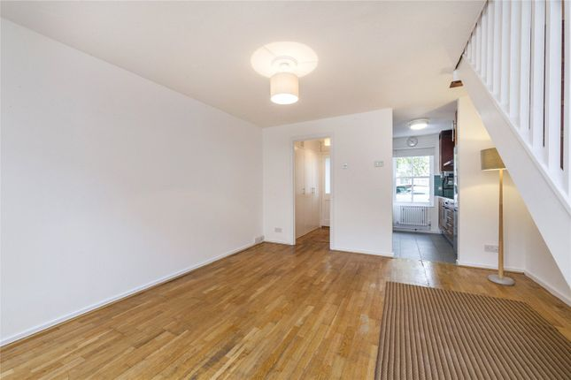 Reception of Bergholt Mews, Camden, London NW1