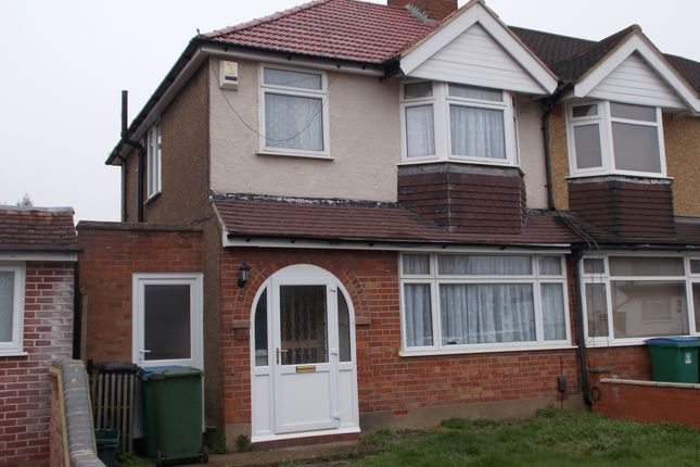 Thumbnail Semi-detached house to rent in Greenwood Drive, Garston