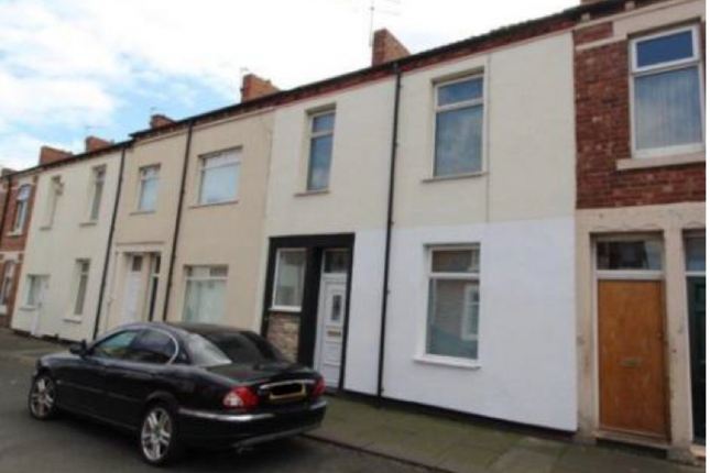 Thumbnail Terraced house to rent in Hambledon Street, Blyth