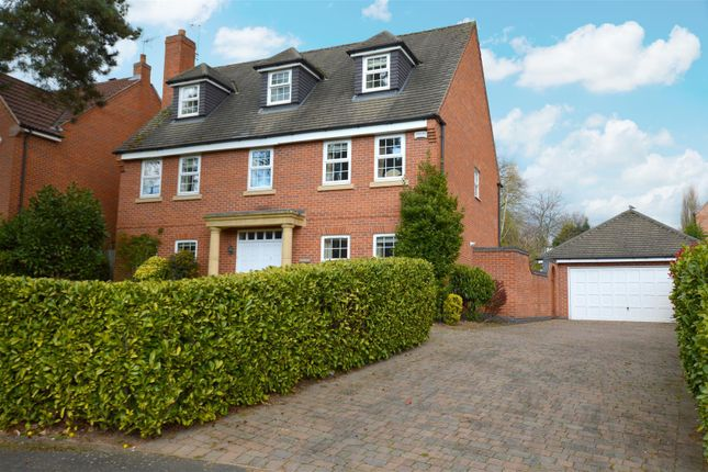 Thumbnail Detached house for sale in Hadley, St. Georges Close, Allestree