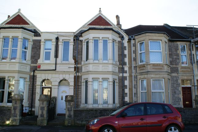 Thumbnail Flat to rent in Clifton Road, Weston Super Mare