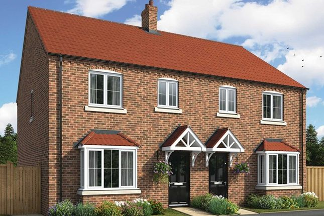 Thumbnail Semi-detached house for sale in The Pickering, The Swale, Corringham Road