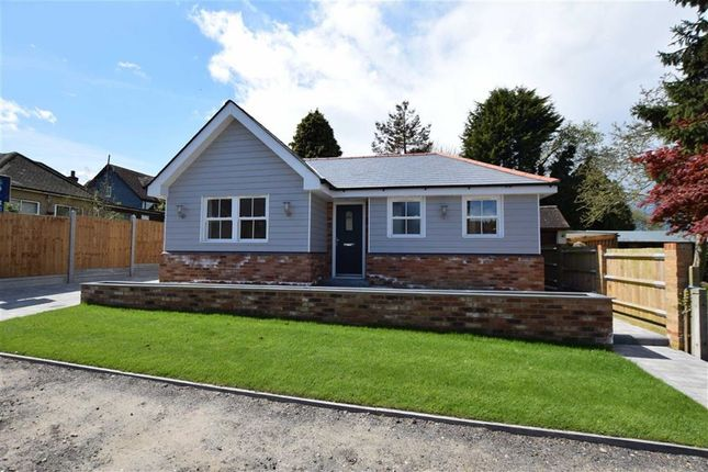 Thumbnail Detached bungalow for sale in Stacey Drive, Langdon Hills, Basildon, Essex