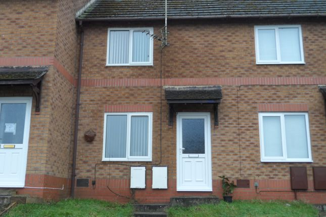 Thumbnail Terraced house to rent in St Maddocks Close, Bridgend