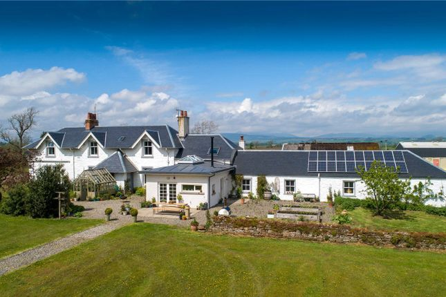 Thumbnail Detached house for sale in Fordhead, Kippen, Stirling, Stirlingshire