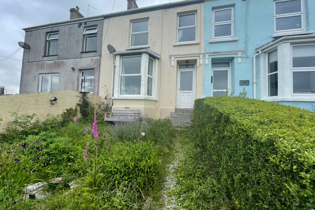 4 bed terraced house to rent in Railway Terrace, Luxulyan, Bodmin PL30