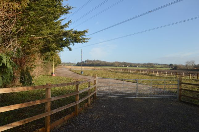 Thumbnail Land for sale in Cemetery Lane, Emsworth
