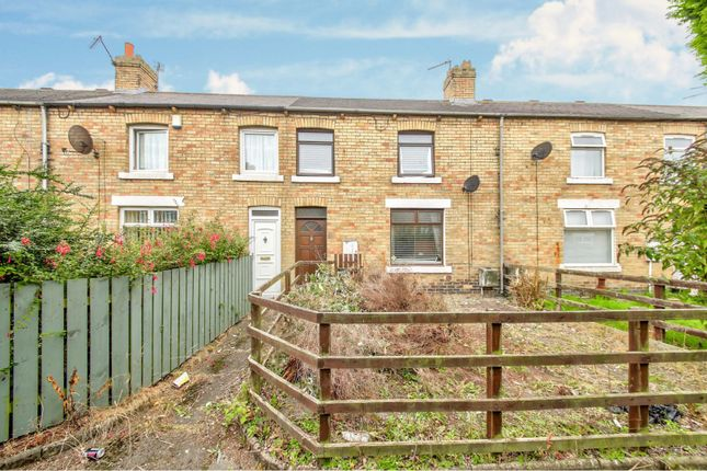 2 bed terraced house for sale in Portia Street, Ashington NE63