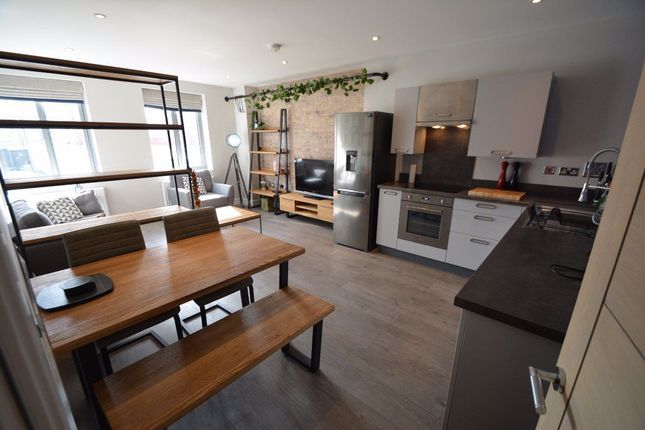 Thumbnail Flat to rent in Geneva House, Park Road