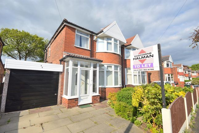 Thumbnail Semi-detached house to rent in Chestnut Drive, Sale