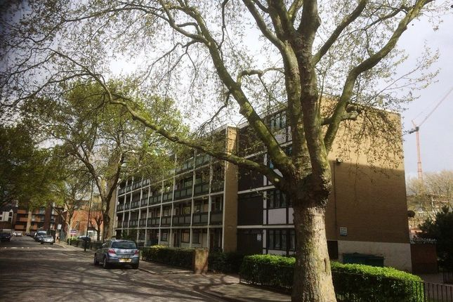 Thumbnail Flat to rent in Chilton Grove, London