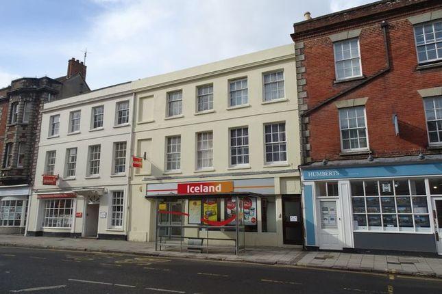 Thumbnail Flat for sale in Castle Street, Salisbury