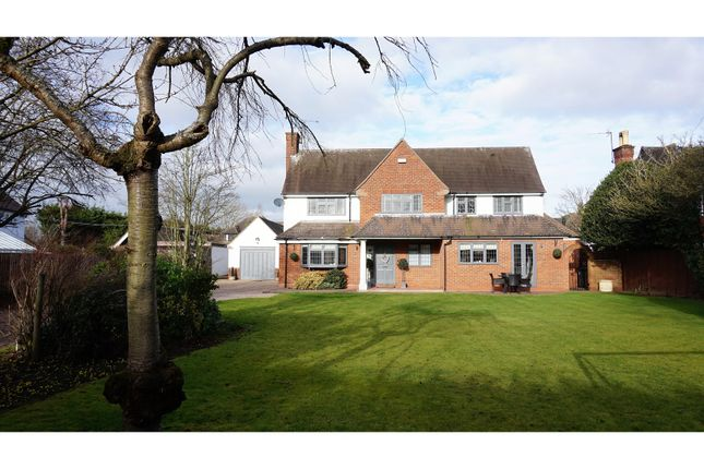 Thumbnail Detached house for sale in Abbotswood, Evesham