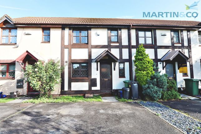 Thumbnail 3 bed terraced house to rent in Kember Close, St. Mellons, Cardiff