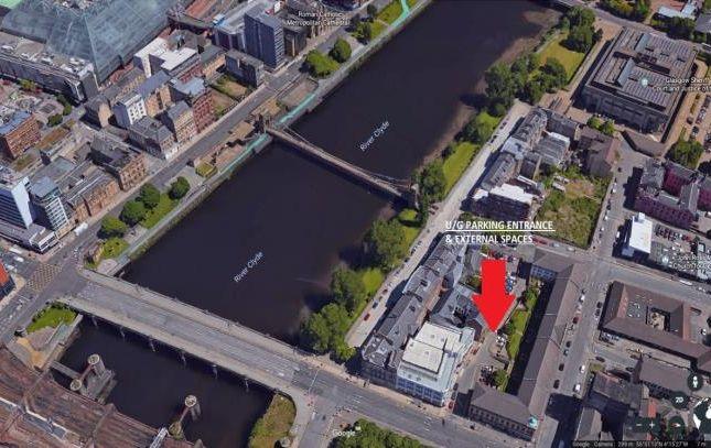 Thumbnail Parking/garage to rent in Oxford Street, Glasgow