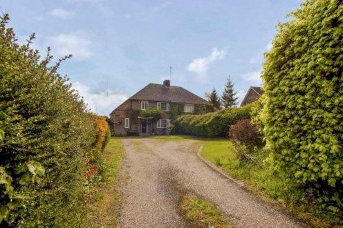 Thumbnail Semi-detached house for sale in Butts Meadow, Lower Hardres, Canterbury