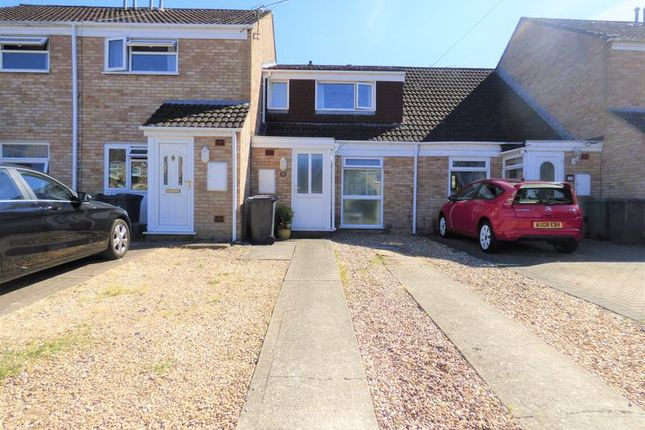 Thumbnail Terraced house for sale in Guise Close, Quedgeley, Gloucester