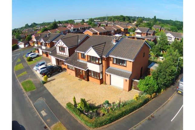 Thumbnail Detached house for sale in Endeavour Place, Stourport-On-Severn