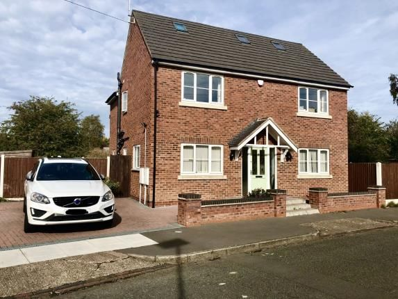 Thumbnail Detached house for sale in Quincey Drive, Birmingham, West Midlands