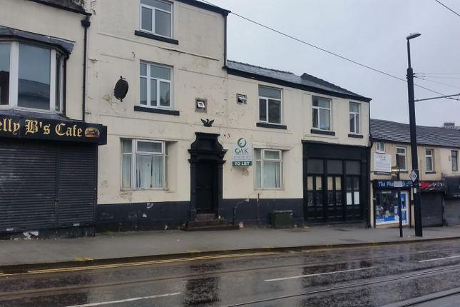 Thumbnail Flat to rent in Nelson Street, Rochdale