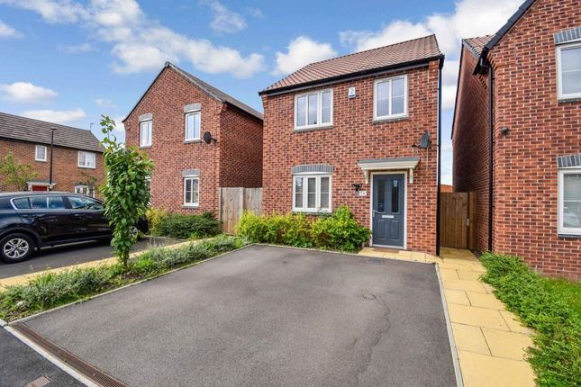 Thumbnail Detached house for sale in Rollings Drive, Coventry