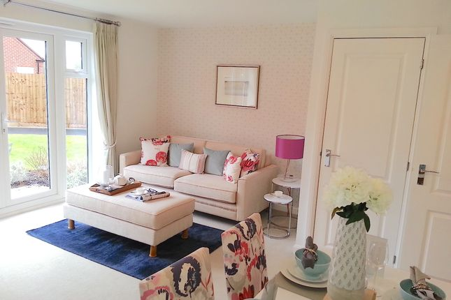 Thumbnail Terraced house to rent in Longford Park, Bodicote