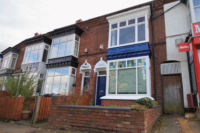 Thumbnail Terraced house for sale in Mary Vale Road, Birmingham