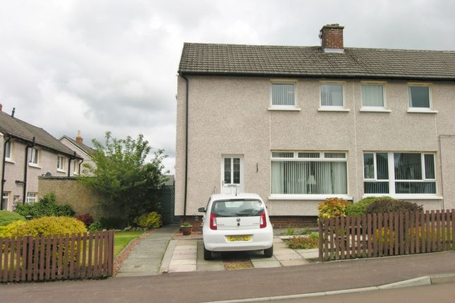 Thumbnail 2 bed semi-detached house for sale in Greenfield Road, Carluke