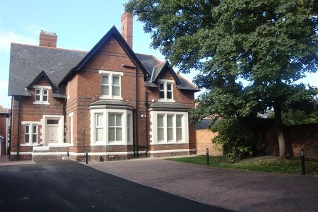 Thumbnail Flat to rent in Homeside, Westoe Village, South Shields