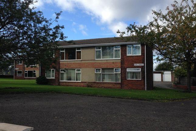 Thumbnail Flat to rent in Burn Terrace, Hebburn