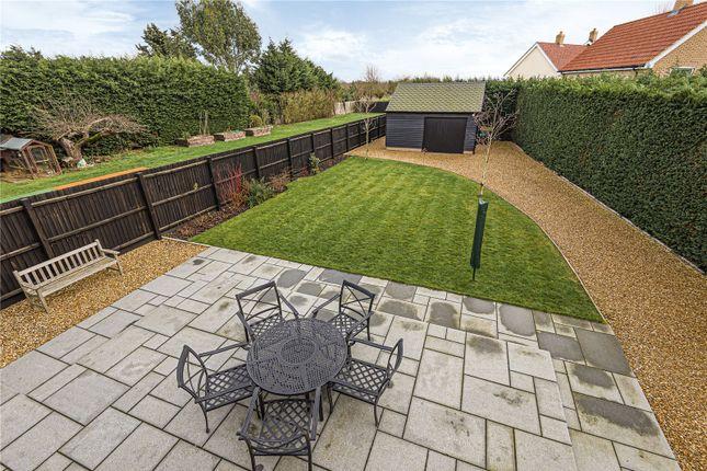 Garden of Bluntisham Road, Colne, Huntingdon, Cambridgeshire PE28